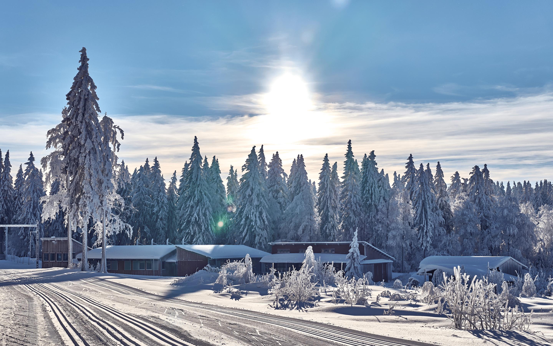 Winter am Bretterschachten