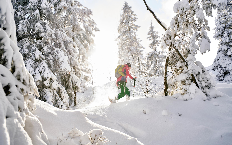 Winterbeginn am Silberberg